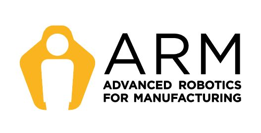 Advanced Robotics for Manufacturing logo