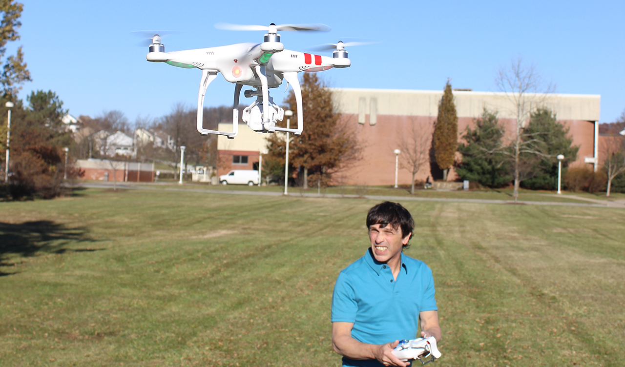 Continuing Education drone course