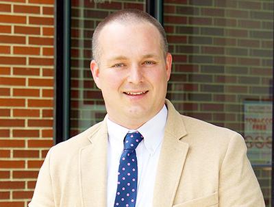 Glenn Repko, 2021 Distinguished Alumnus