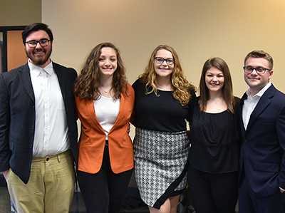 PTK Chapter Officers