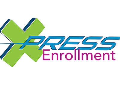Xpress Enrollment logo